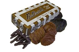 Ballreich Chocolate Covered Potato Chips and Pretzels