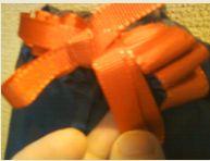 Lyziwrap Ends ribbon