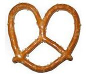 traditional pretzel
