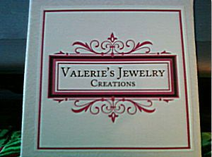 Valeries Jewelry Creations Box