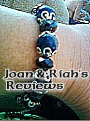 Valerie's Jewelry Creations Blue Beaded Bracelet