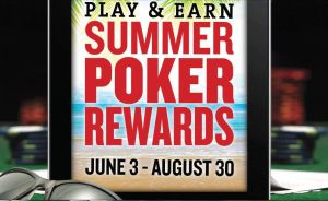 Hard Rock Tampa Summer Poker Rewards